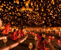 thailand lantern festival