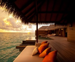 ultimate retreat destination, maldives