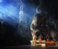 datdawtaung cave, myanmar