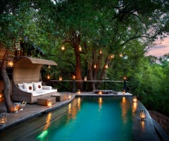 romantic retreat in south africa