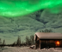 house of dreams, lapland, finland