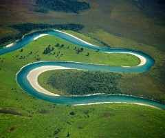 wanaka river, new zealand