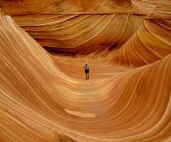 canyon wave, arizona