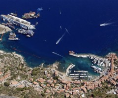 """costa concordia"" salvage operation"