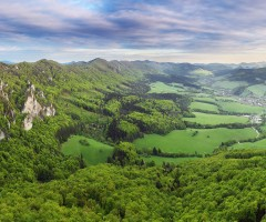green valleys of slovakia