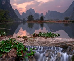 the lost world, yangshuo county, china