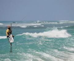 fishermen from sri lanka