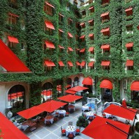 green hotel plaza athenee, france