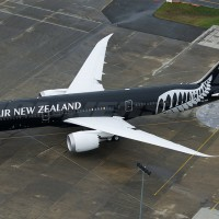 new black air new zealand boeing 787