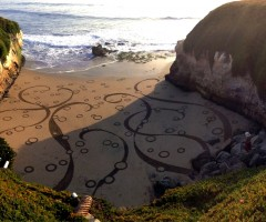 incredible sand paintings