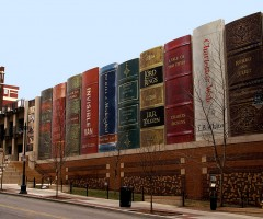 kansas city library parking garage