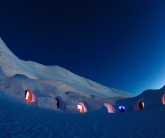 igloo village, germany