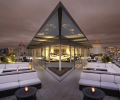 bar rooftop, london