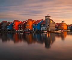 groningen shore, holland