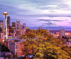 beautiful city of seattle