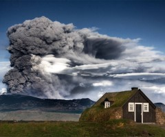 icelandic volcano eruption