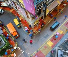 street colors of hong kong