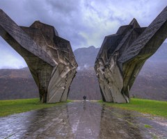 world war II monument, bosnia and herzegovina