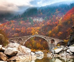 devils bridge, bulgaria