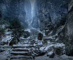path to high hrothgar, czech republic