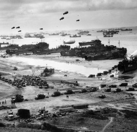 invasion of normandy, d-day
