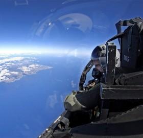 Jet Fighter Best View