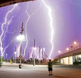 thunder strike