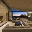 earth desert living room