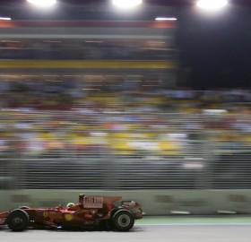 high speed formula one