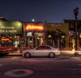 hermosa beach california street