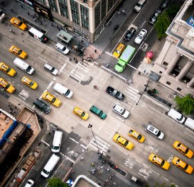 intersection, new york