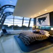 penthouse bedroom london