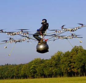 personal multicopter