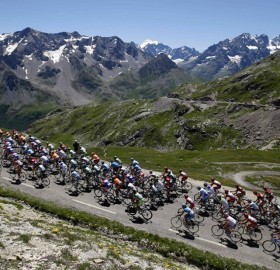 beauty of tour de france