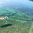 transparent water of montana