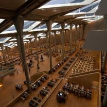 alexandrina library, egypt
