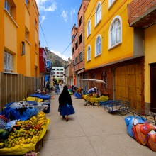 colors of bolivia
