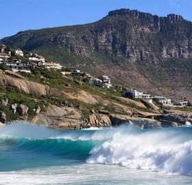 waves of llandudno, wales
