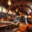 william randolph hearst`s private library
