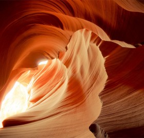 antelope slot canyon, arizona