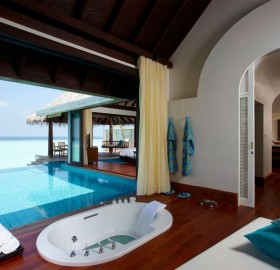 maldives luxury resort