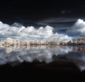 beautiful mirror of nature