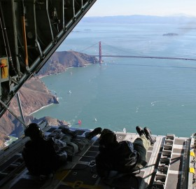 best view on golden gate bridge