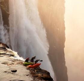 extreme kayak challenge