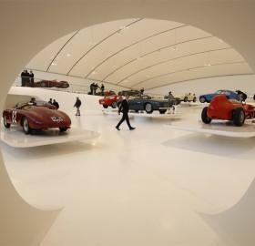 ferrari museum modena, italy