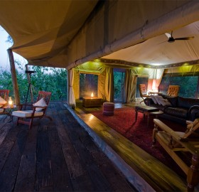 luxury of african safari