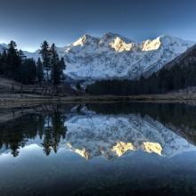 nanga parbat mountain, pakistan