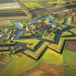 fort bourtange in groningen, netherlands