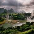 detian falls, china