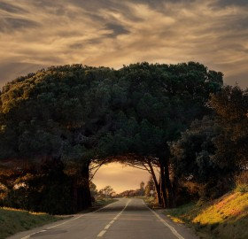 natural tunnel, portugal